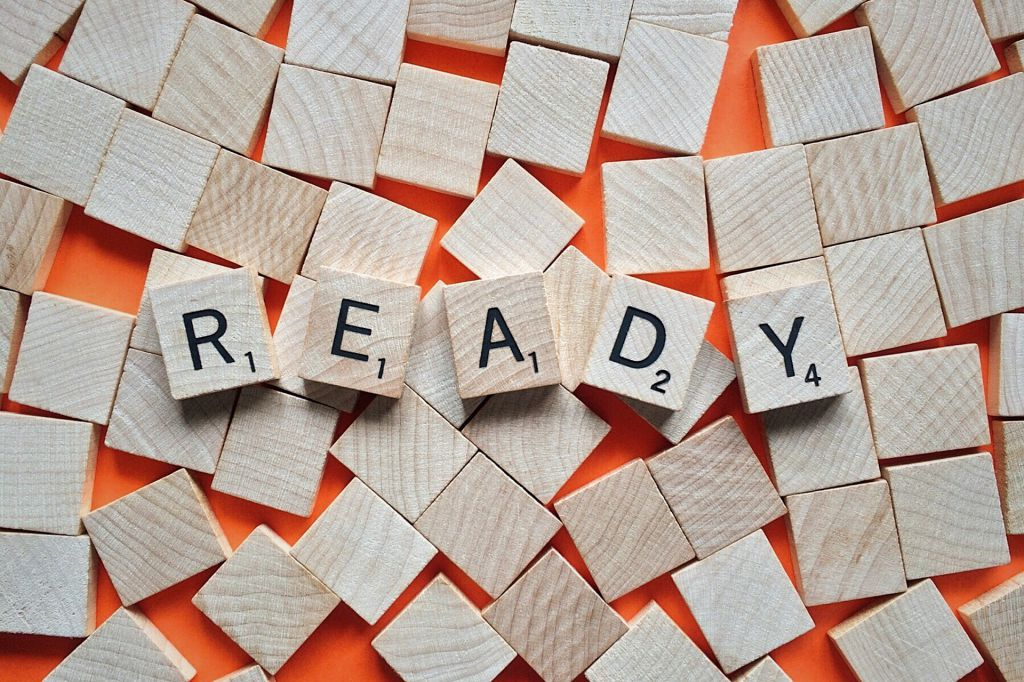 Be prepared - tips to keep you working