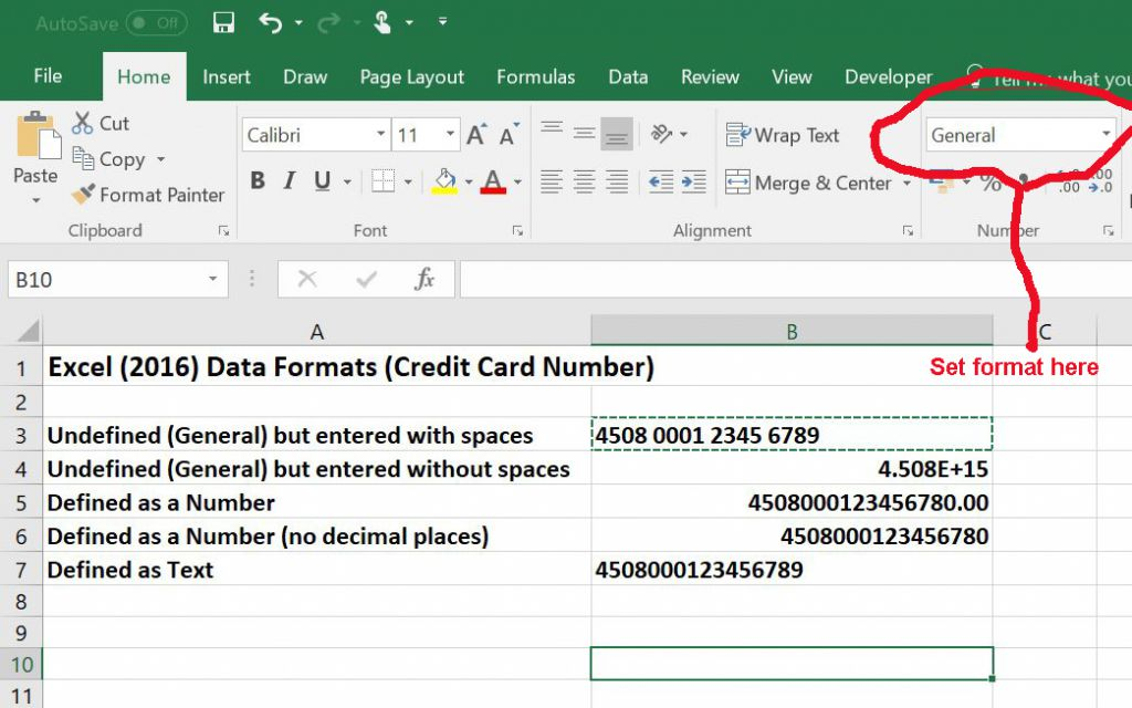 Excel Eccentricities - excel speadsheet example 1
