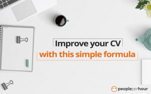 Improve your CV with this simple formula with Heather Hamilton