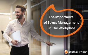 The importance of stress management in the workplace - Uma Campbell