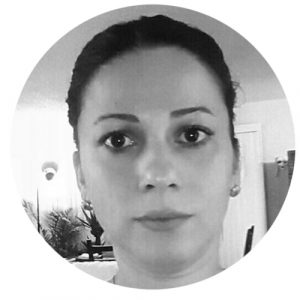 Maria - Female Freelancer of the Year Nominee