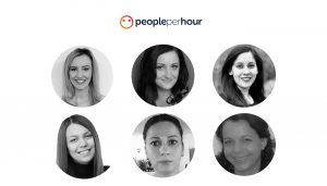 PeoplePerHour Female Freelancer of the Year, 2019