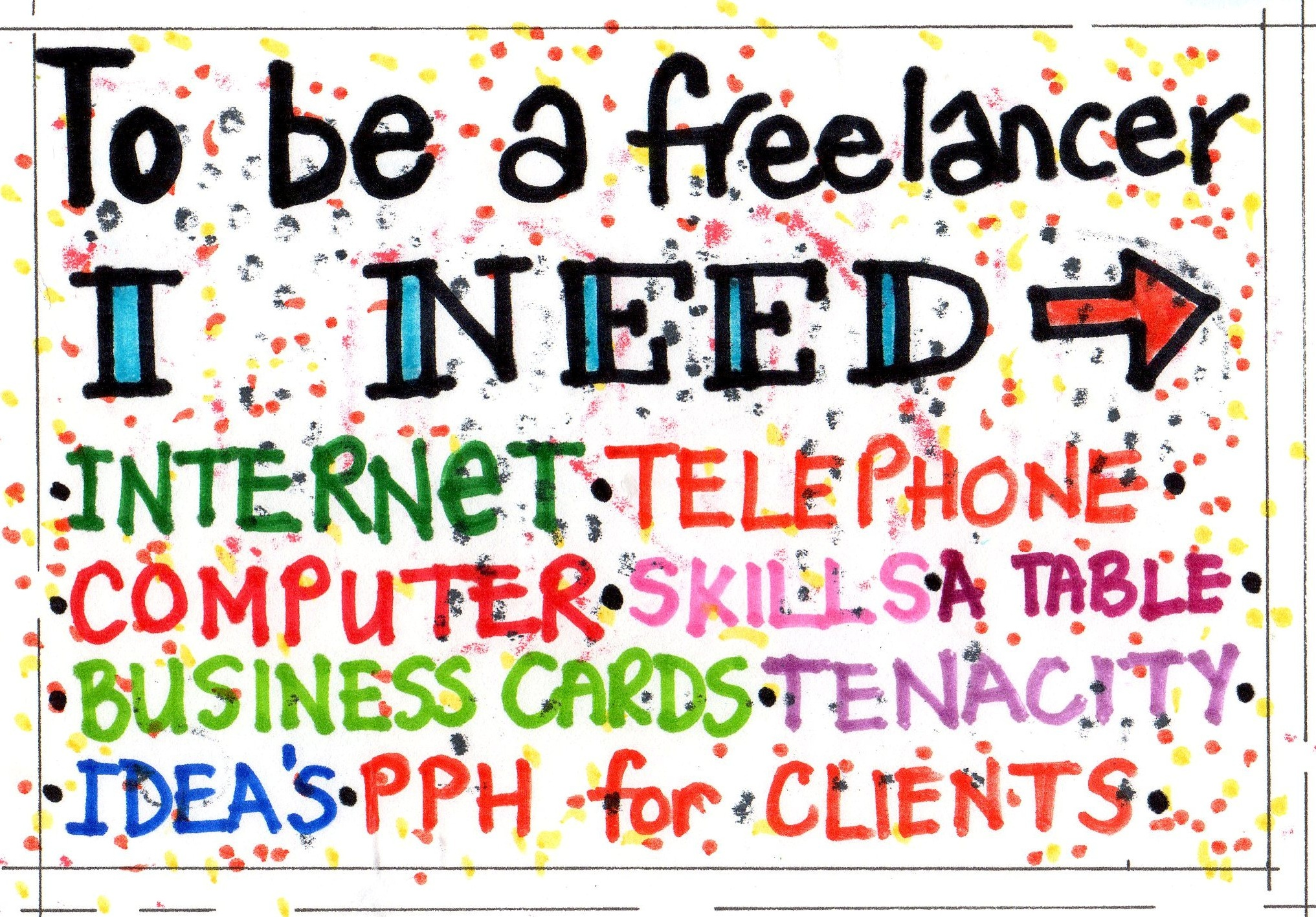 Tools Needed by freelancers