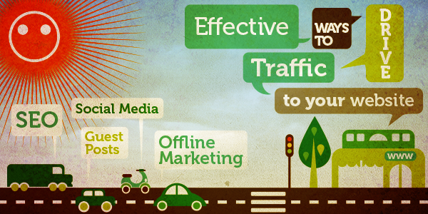 Effective Ways to Drive Traffic to Your Website