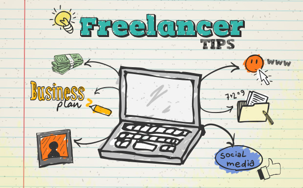 Top 7 Tips To Help You Survive Your First Year As a Freelancer!
