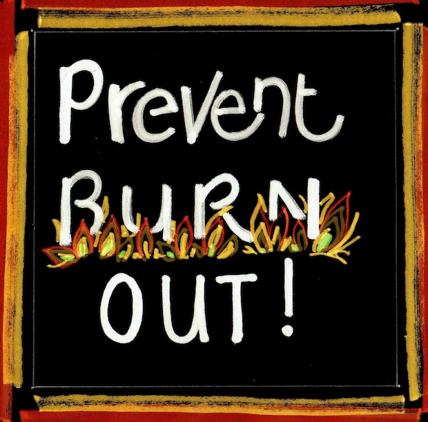 Prevent burn out 2