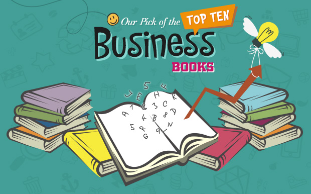 business books, top 10 business books, freelancing business books, small business books