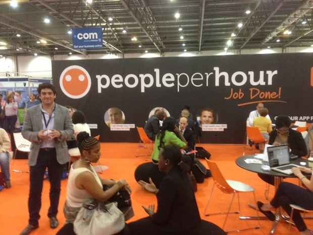 The Startup Show, The Business Show, ExCeL London