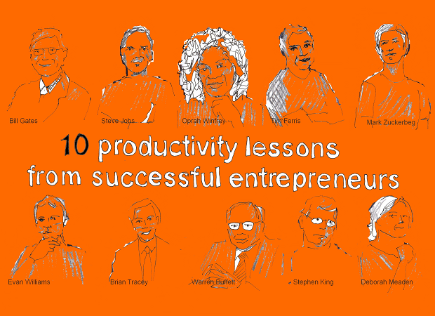 10 productivity lessons CORRECTED