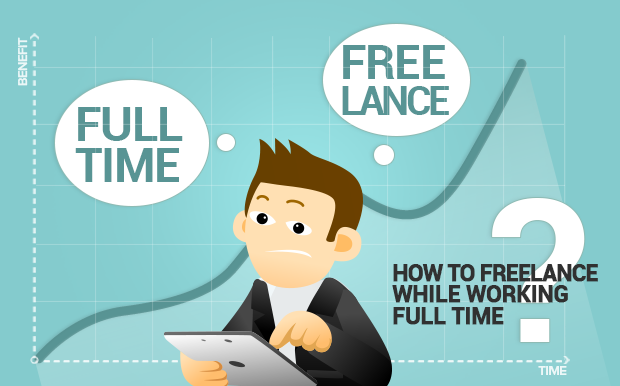 How to freelance while working full time