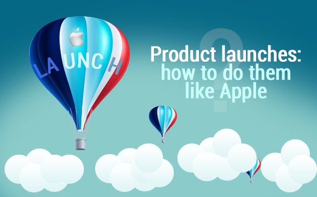 'Product launches- how to do them like Apple' (1)