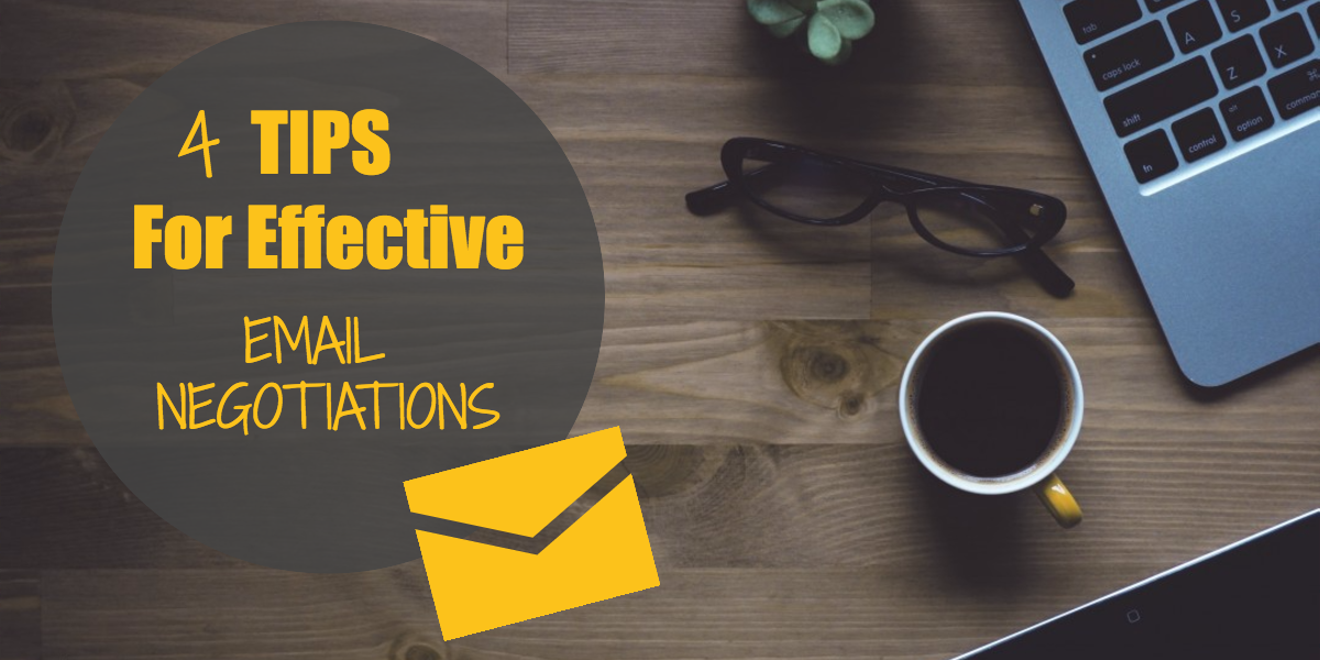 tips for email negotiations peopleperhour