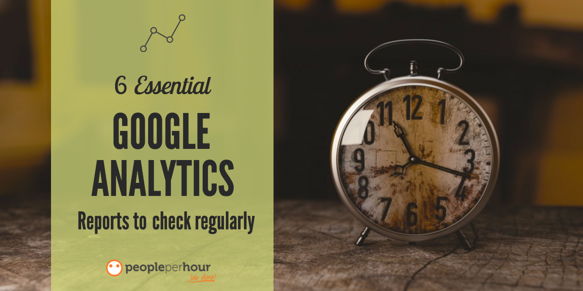 how to set up google analytics reports