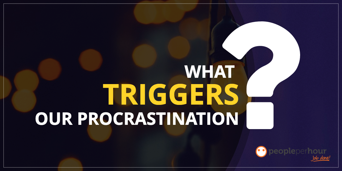 Freelancers, pinpoint your procrastination triggers