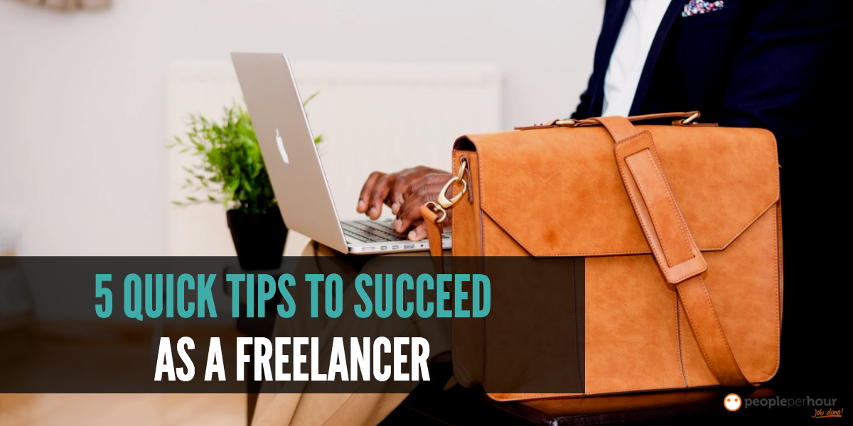 succeed freelancer