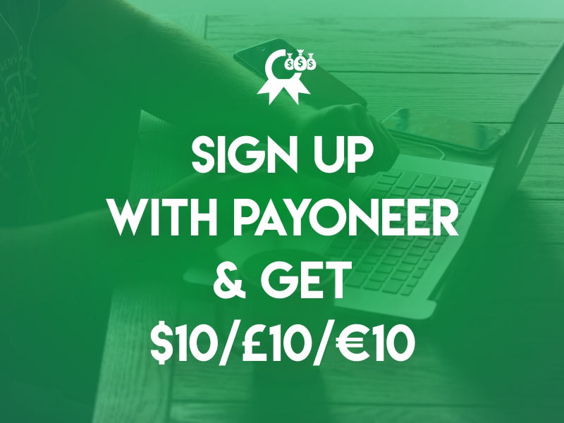payoneer promotion