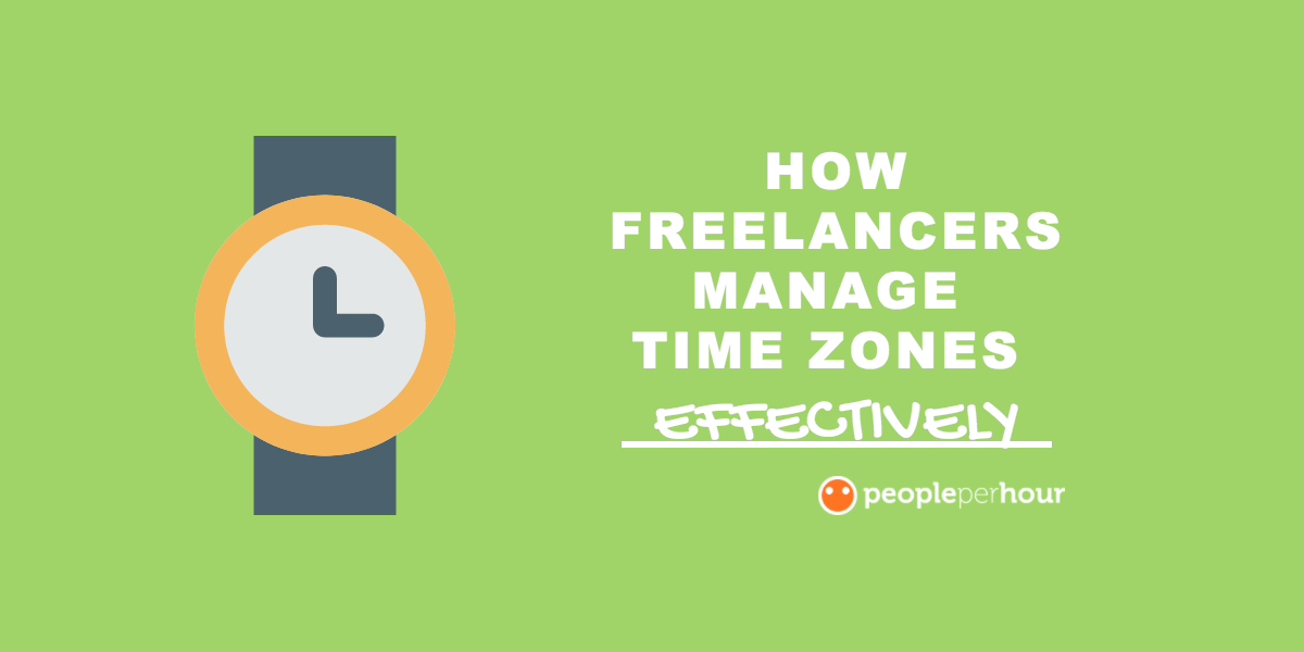 time zones freelance