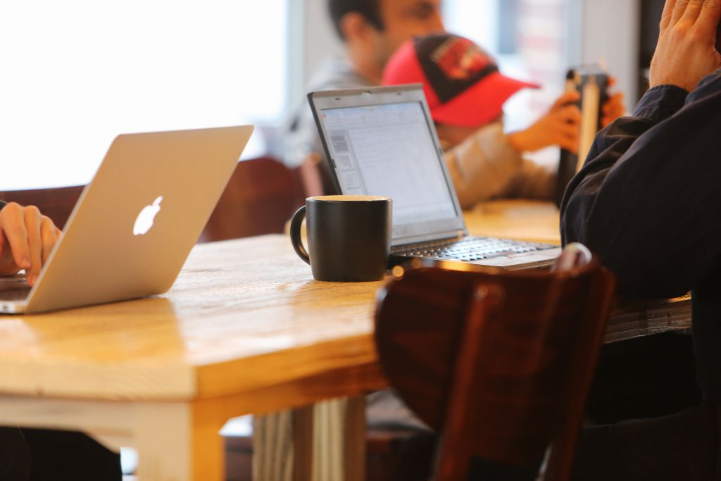 co-working space benefits