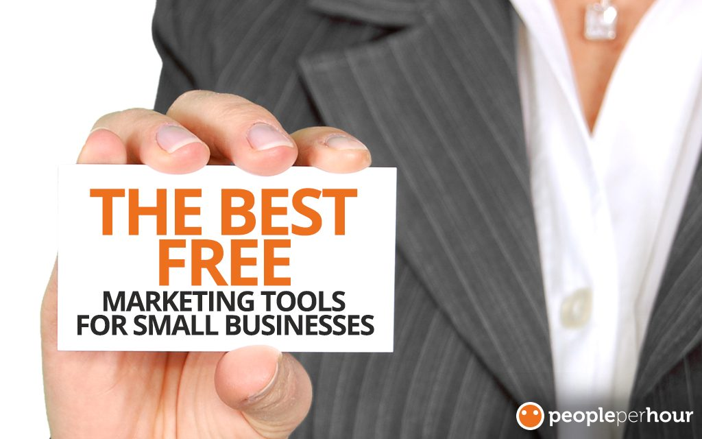 Free marketing tools for small businesses