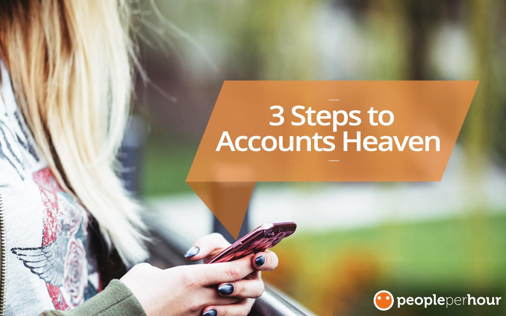 Three Steps to Account Heaven