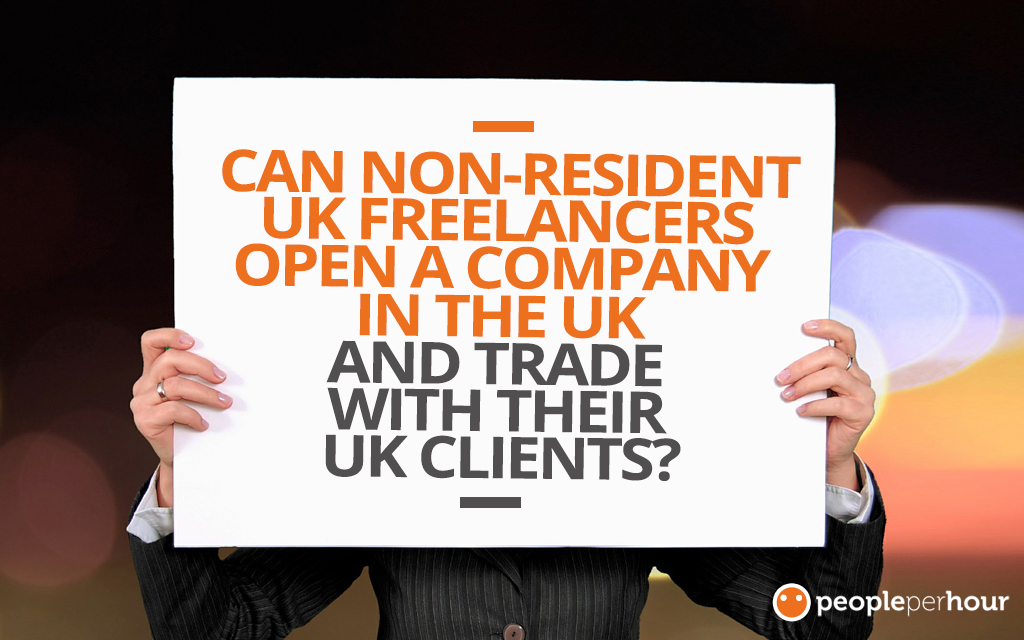 Can Non-Resident UK Freelancers Open a Company in the UK?