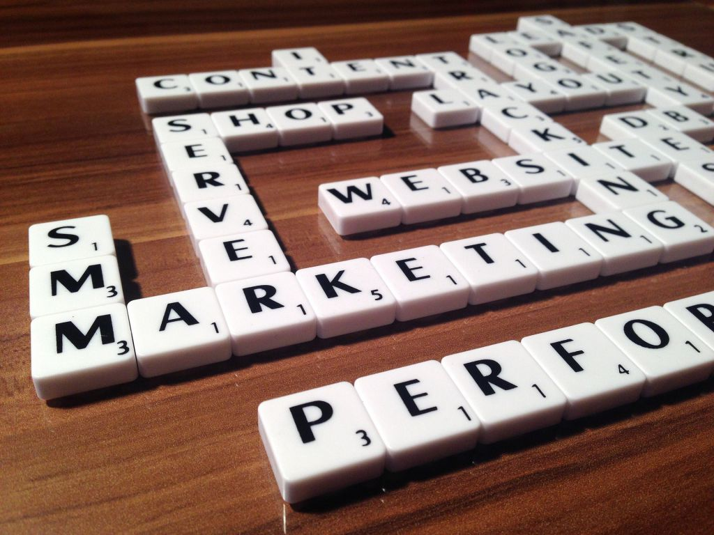 marketing scrabble - keep your customers coming back!