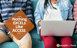 Nothing EXCELs like ACCESS