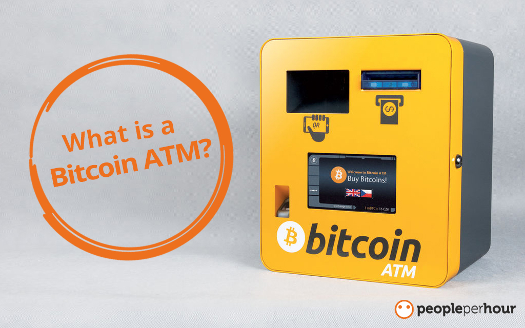 What is a bitcoin ATM