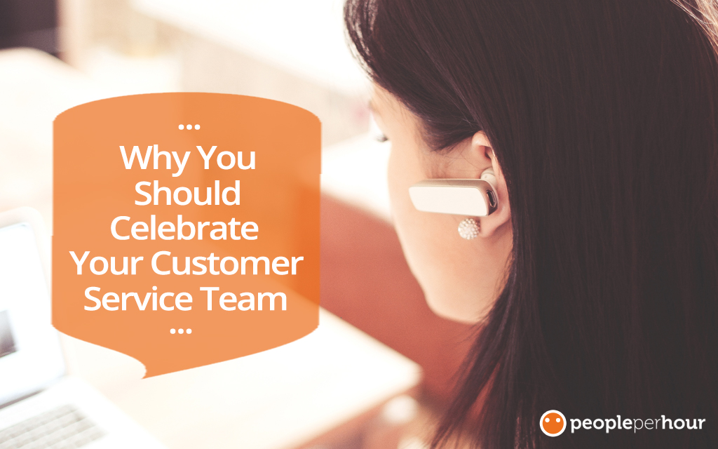 Why you should celebrate your customer services team