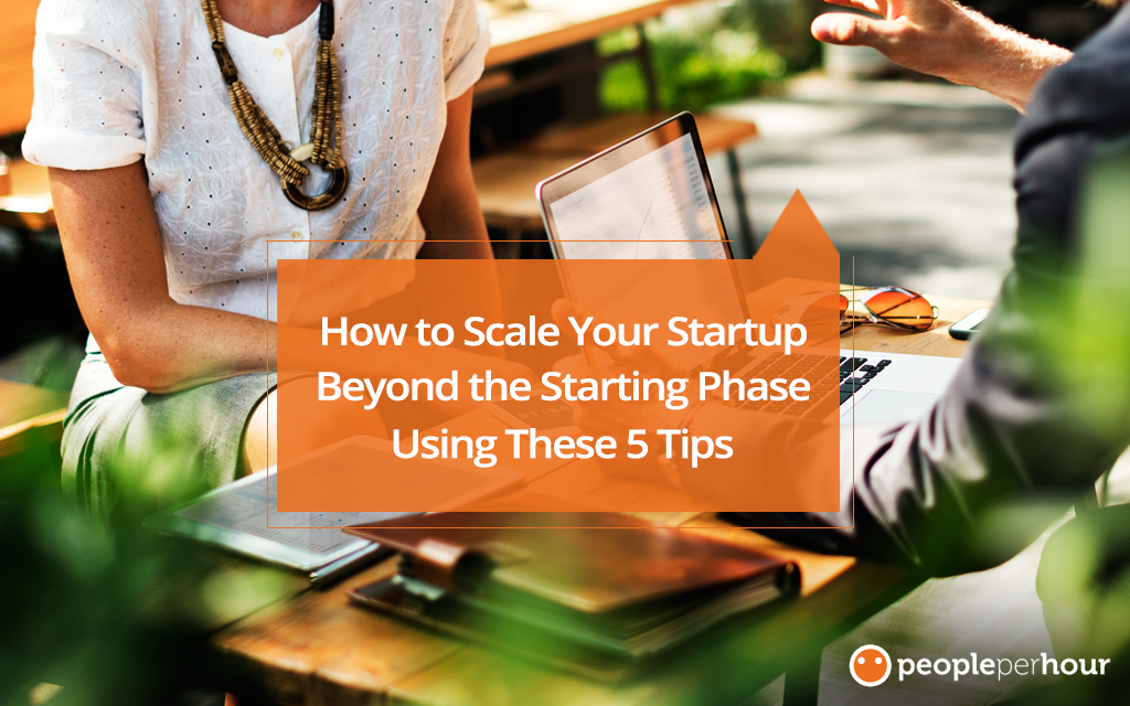 How to scale your startup