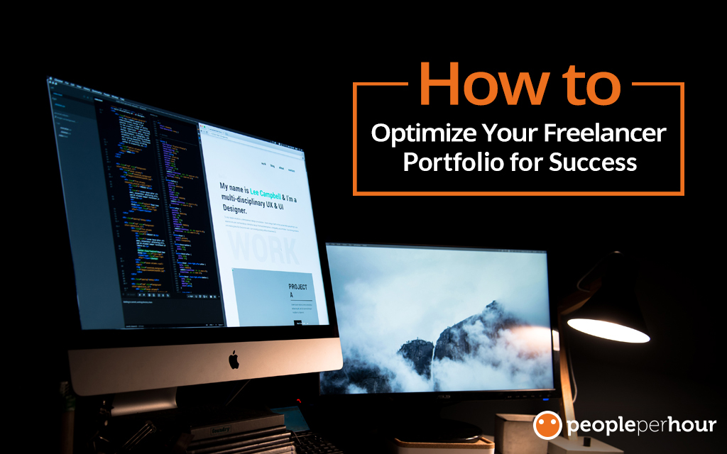 How to optimise your freelancer Portfolio for success