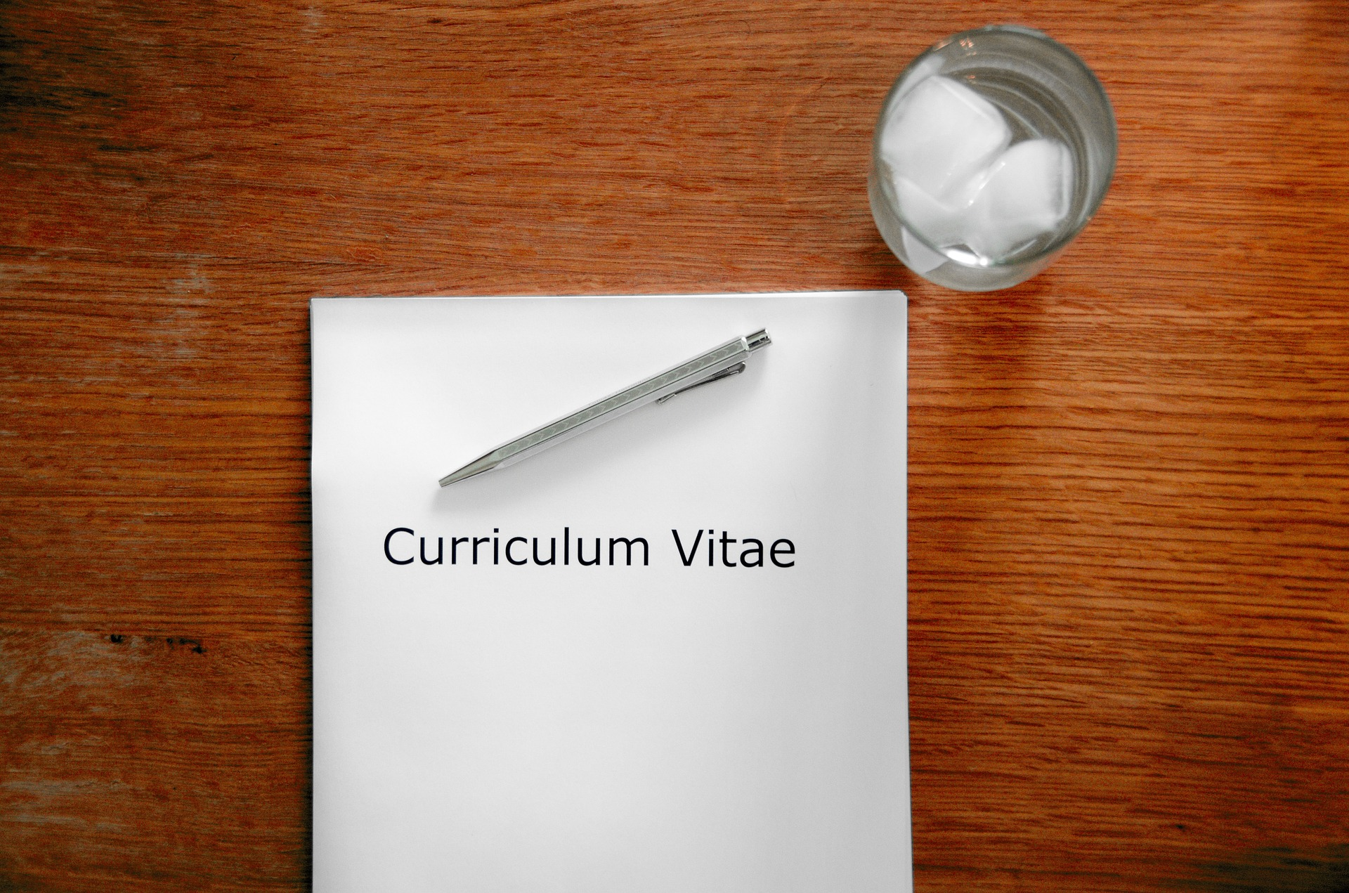 Tips for writing a winning CV by Heather Hamilton
