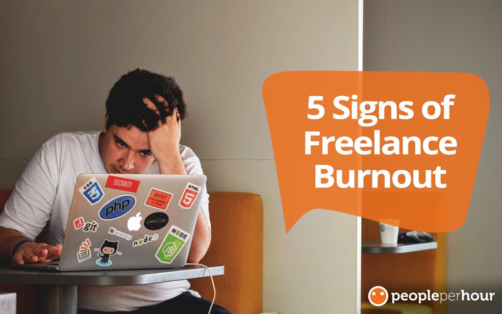 5 Signs of Freelance Burnout - James Scott