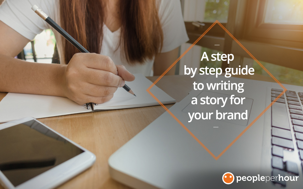 A step by step guide to writing a story for your brand - Christina Battons